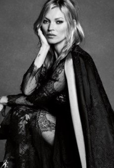 Kate Moss and Alberta Ferretti Are a 'Complete Mismatch' in This Fall 2016 Ad Campaign (Forum Buzz)