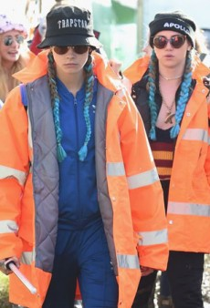 From Wellies to Raincoats: All the 2016 Glastonbury Festival Fashion You Can Handle