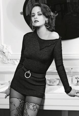 Kristen Stewart stars in Chanel's Métiers d'Art Paris in Rome campaign video.
