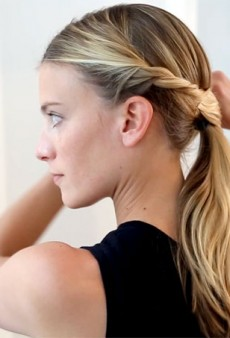 Tutorial: 3 Fuss-Free Hairstyles for Dirty or Post-Gym Hair