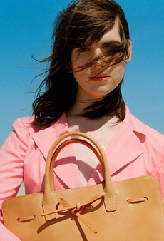 Trans Model Hari Nef Is the New Face of Cult Handbag Label Mansur Gavriel