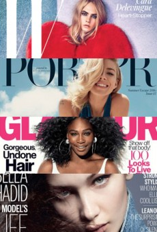 The Glossies: All the July 2016 Covers We Loved and Hated