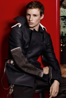 Prada Miscasts Actor Eddie Redmayne as the Face of Menswear for Fall 2016 (Forum Buzz)