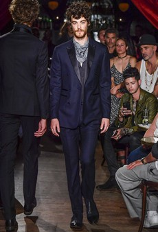 John Varvatos Men's Spring 2017 Runway