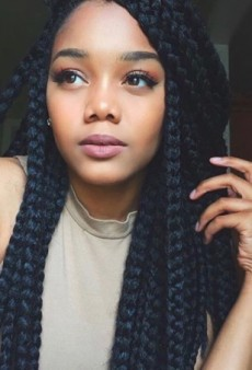 23 Gorgeous Ways to Wear Box Braids