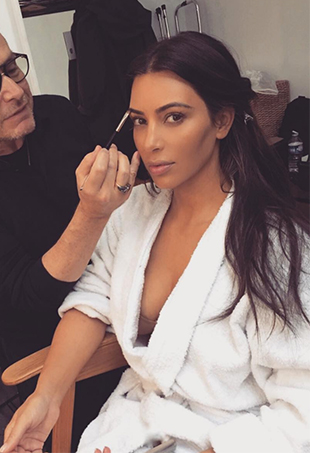 Kim Kardashian is executive producing a reality show in which beauty bloggers will vie for the opportunity to become beauty director of the Kardashian apps.