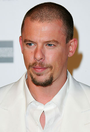 The late, great Alexander McQueen.