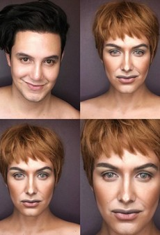 This Male Makeup Artist Can Make Himself Look Exactly Like Any Game of Thrones Actress