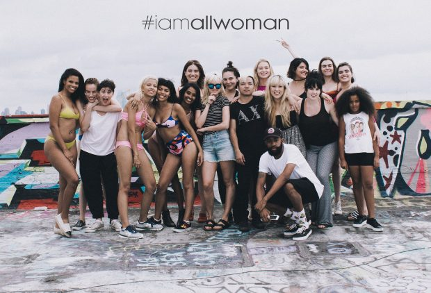 Charli Howard and Clémentine Desseaux's #IAmAllWoman project calls for diversity in fashion.