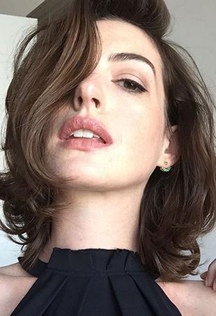Anne Hathaway DIYs Her... Anne Hathaway Instagram