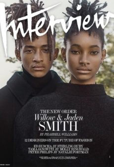 Willow and Jaden Smith Give Us Maybe the Best September Cover of the Year on Interview Magazine (Forum Buzz)
