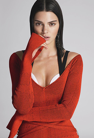 Kendall Jenner earned the No. 3 spot on Forbes' list of the world's highest paid models of 2016.