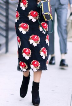 14 Street Style-Approved Ways to Start Rocking Your Fall Boots Now