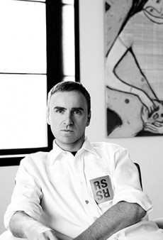 Raf Simons Is Officially Creative Director of All Things Calvin Klein