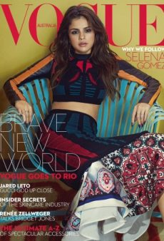 Selena Gomez's Vogue Australia Cover for September Disappoints Across the Board (Forum Buzz)