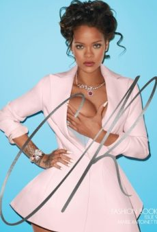 Rihanna Channels Marie Antoinette on the Cover of CR Fashion Book Issue 9