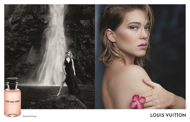 Louis Vuitton 'Les Parfums' 2016 : Léa Seydoux by Patrick Demarchelier