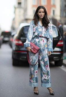 All the Best Street Style Looks (So Far!) From Milan Fashion Week Spring 2017