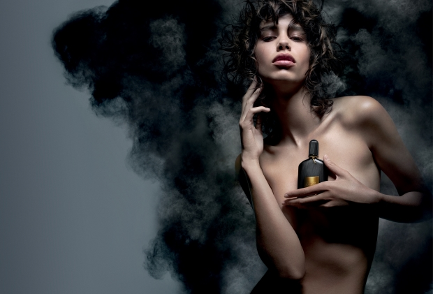 Tom Ford 'Black Orchid' Fragrance 2016 : Mica Arganaraz by Nick Knight