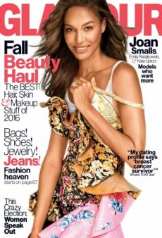 Joan Smalls, Kate Upton and Emily Ratajkowski Each Land a Glamour Cover for October (Forum Buzz)