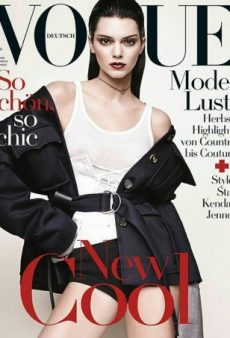 Kendall Jenner Lands Yet Another Vogue Cover This Month! (Forum Buzz)