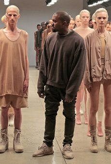 "Kanye West Invites ""Multiracial Women Only"" to Model Yeezy Season 4, We Cringe"