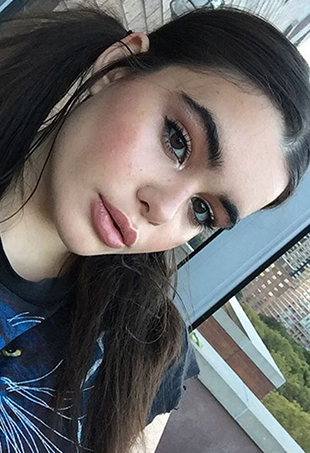 Barbie Ferreira was included on Time's list of the 30 Most Influential Teens of 2016,
