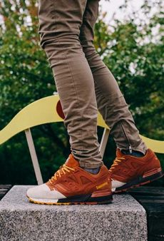 We've Gone off the Deep End: Pumpkin Spice Lattes Now Exist in Sneaker Form