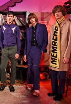 Here's Stella McCartney's Debut Menswear Collection
