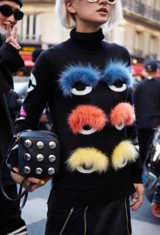 Spotted: Bold Fur Accents That Prove a Little Goes a Long Way