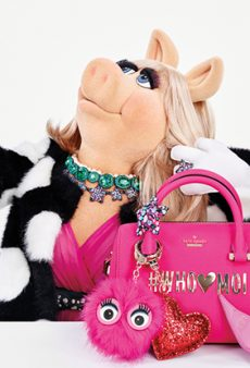 Miss Piggy Is the Latest Celeb to Land a Designer Collaboration