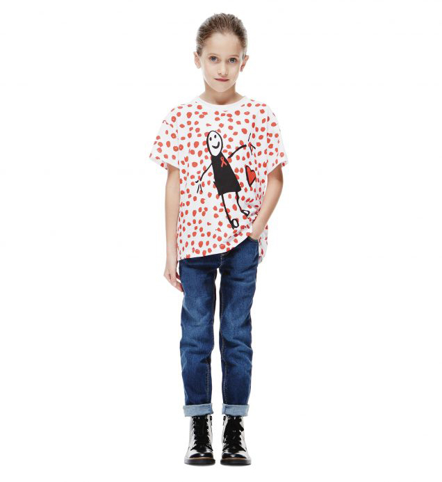 World AIDS Day Children's Tee
