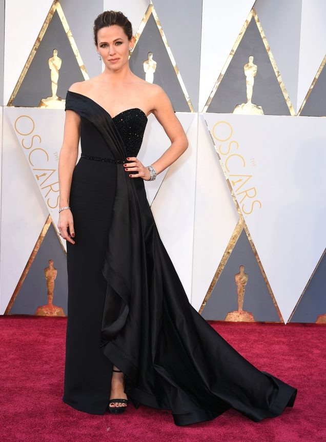 The most Googled Academy Awards dress of the year; Image: Steve Granitz/WireImage