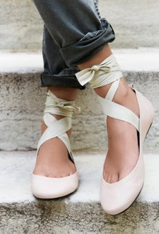 25 Upgraded Ballet Flats That Don't Try Too Hard