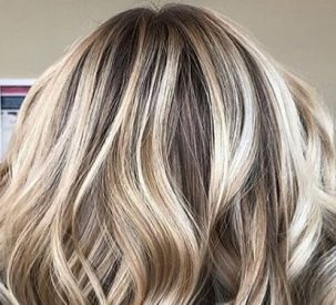 Popular hair color trends for 2017