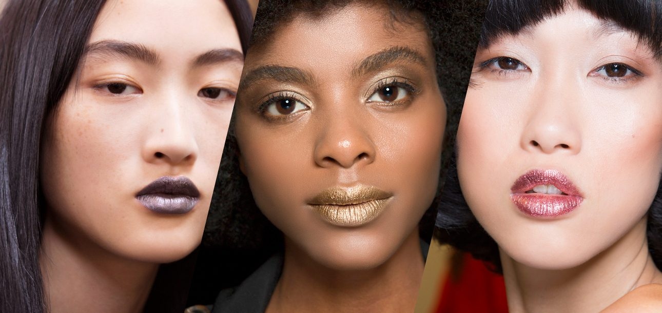 Try Spring's Metallic Lip Trend With These 8 Glosses