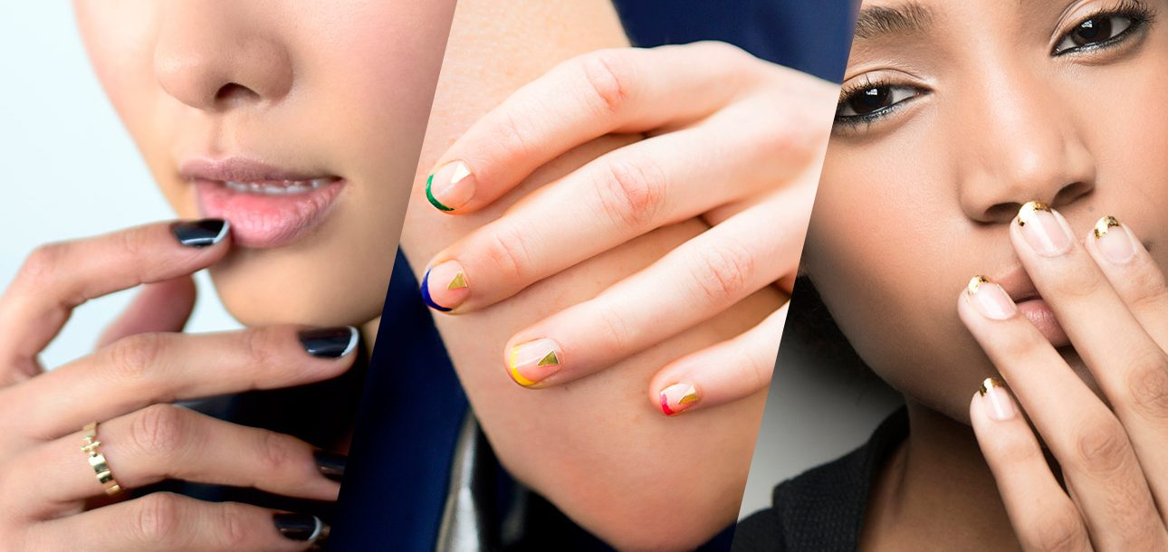 We Bet You've Never Tried French Manis Like These Before