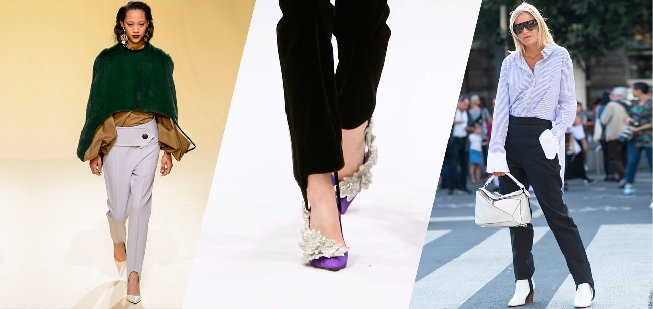 It's Happening: Get Ready for the Return of Stirrup Pants