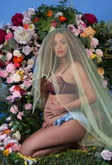 Beyoncé Just Announced Her Pregnancy (Twins!) in the Most Beyoncé of Ways