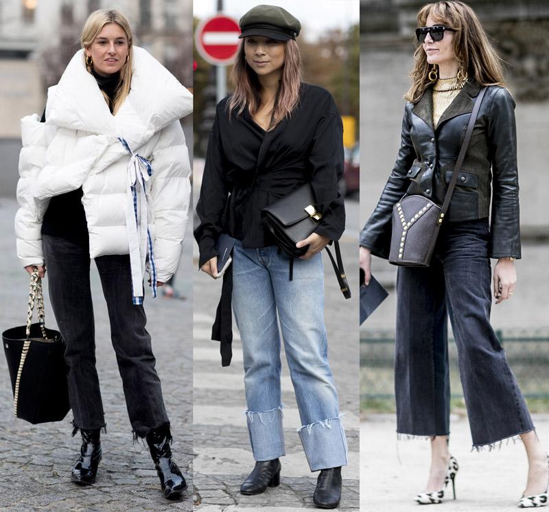 frayed hem jeans: street style