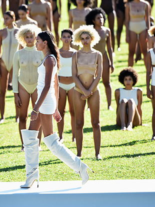 Image: Bryan Bedder/Getty Images for Yeezy Season 4