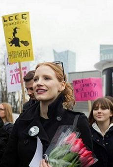 Here's How Jessica Chastain, Emma Watson and More Celebs Celebrated International Women's Day
