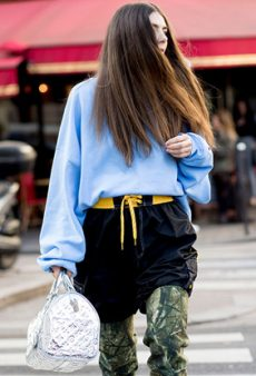 101 Best Street Style Snaps From Paris Fashion Week Fall 2017
