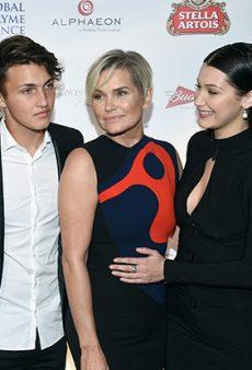 Gigi and Bella Hadid's Mom to Host New Show Coaching Teen Models