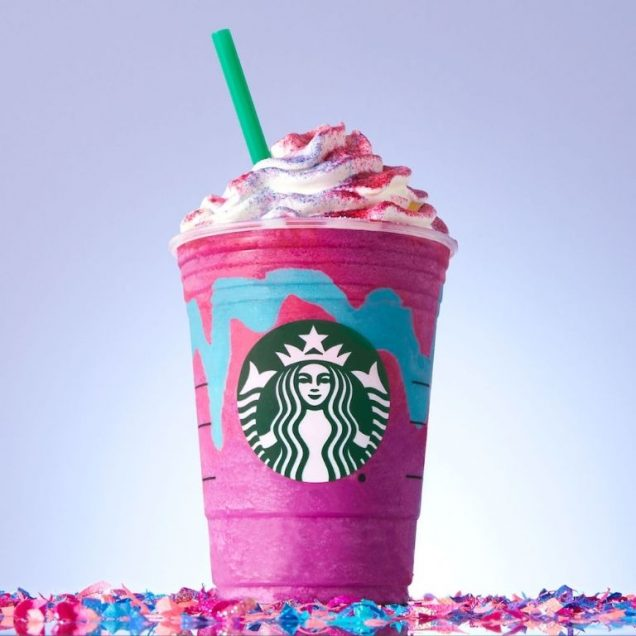 Fashion trends 2017 fall - The New Unicorn Frappuccino From Starbucks Is Total Insta