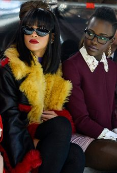 Rihanna and Lupita Nyong'o Are Making What Is Sure to Be the World's Greatest Buddy Flick
