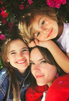This Is How Your Favorite Celebs Fêted Mother's Day
