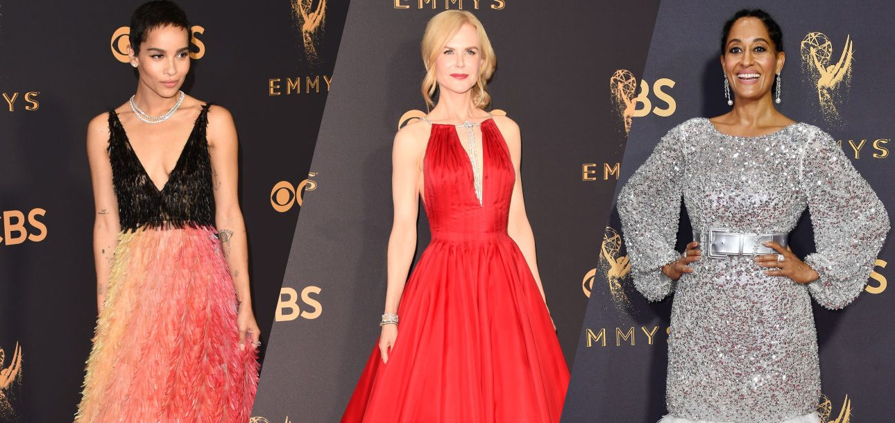 All the Red Carpet Fashion From the 2017 Emmy Awards
