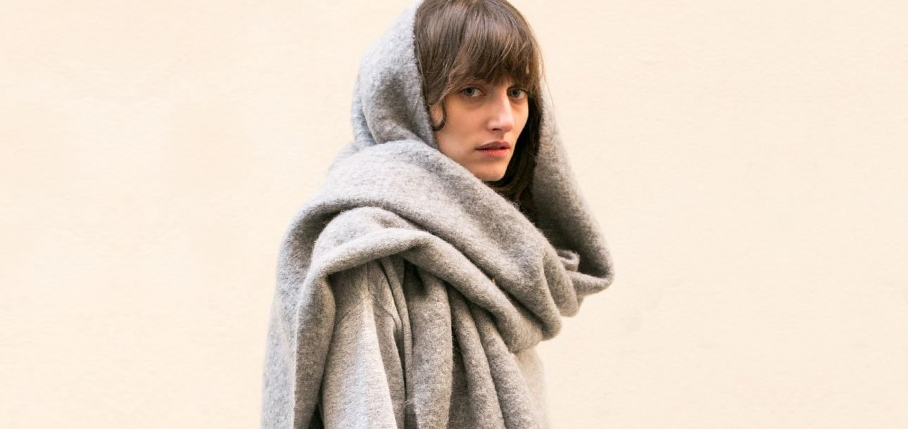 Get Wrapped Up in a Blanket Scarf This Season