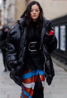 13 Non-Frumpy Ways to Wear Puffer Coats